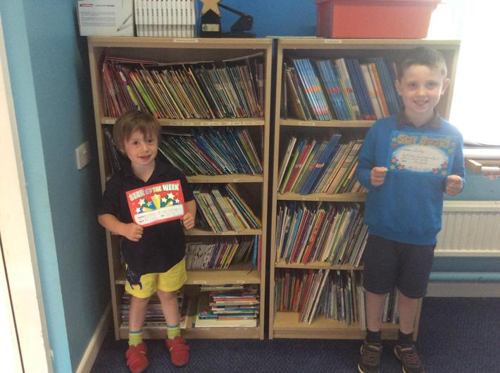EYFS and KS1 Stars of the Week - Friday 26th June