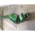Crocodile piñata