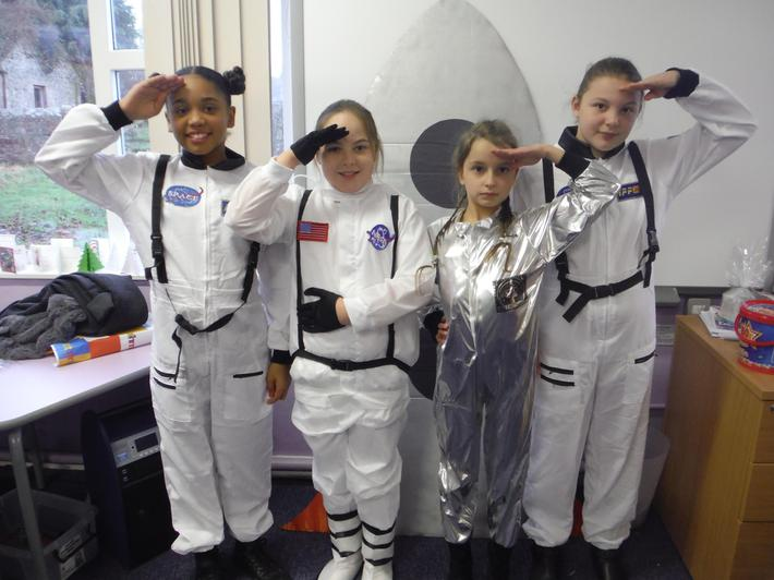 Our Astronauts!