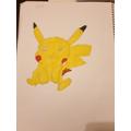 Massi drew Pokemon!