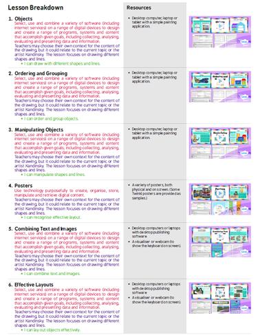 Drawing & Desktop Publishing