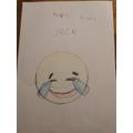 Jack's emoji drawing!