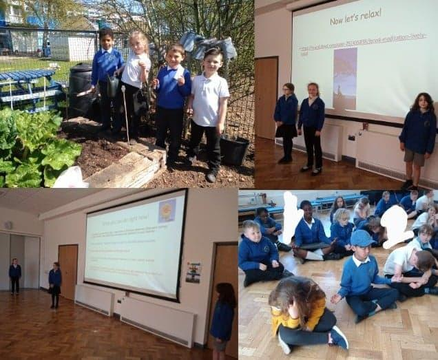 Assembly and gardening club