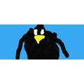 Joey's penguin