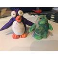 Oscar's penguins