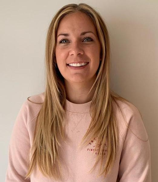 Miss Millard - Reception Teacher, PE Lead