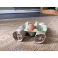 Izzy's Model to carry an egg