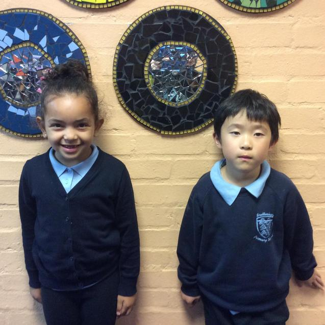 Year 1 Stars of the Week