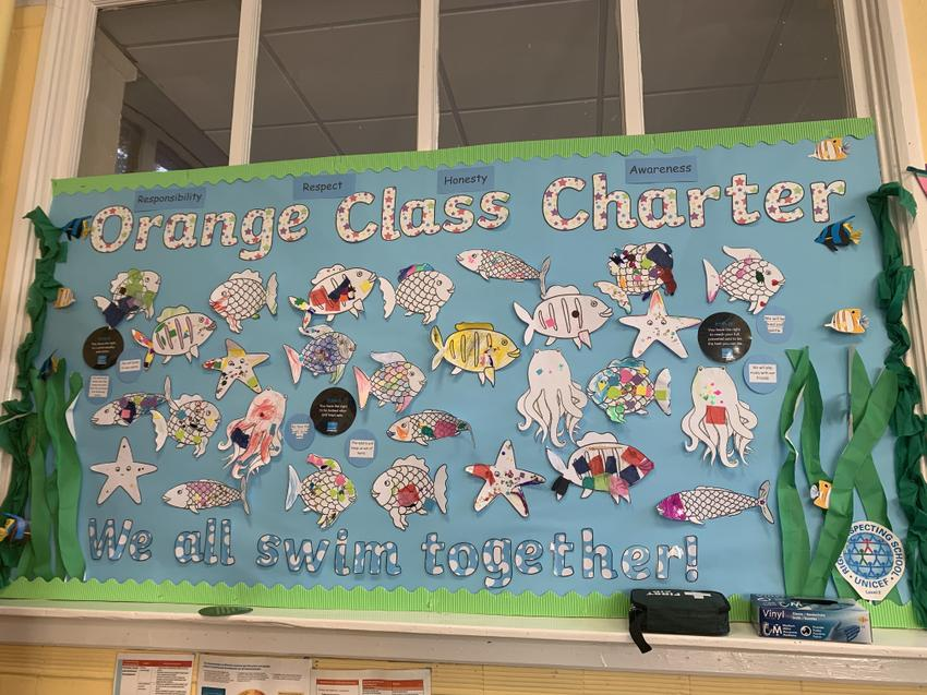 Orange Class Charter