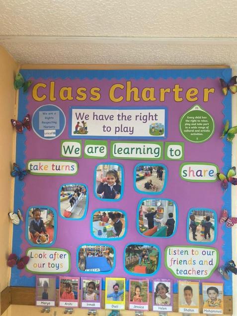 Nursery Class Charter