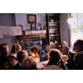 Harry Parkin's Back Room/Kitchen