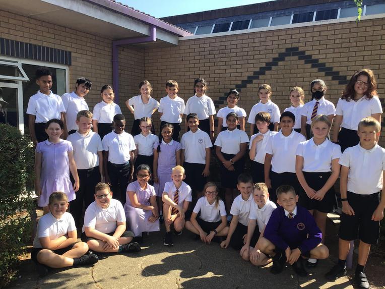 Class SM12 - Miss Fenner