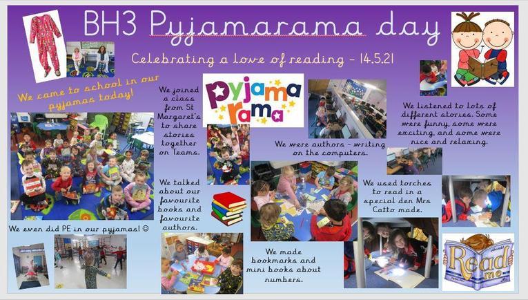 BH3 Pyjamarama Day-for the love of reading