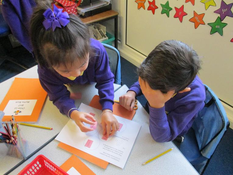 perseverance when solving a maths problem