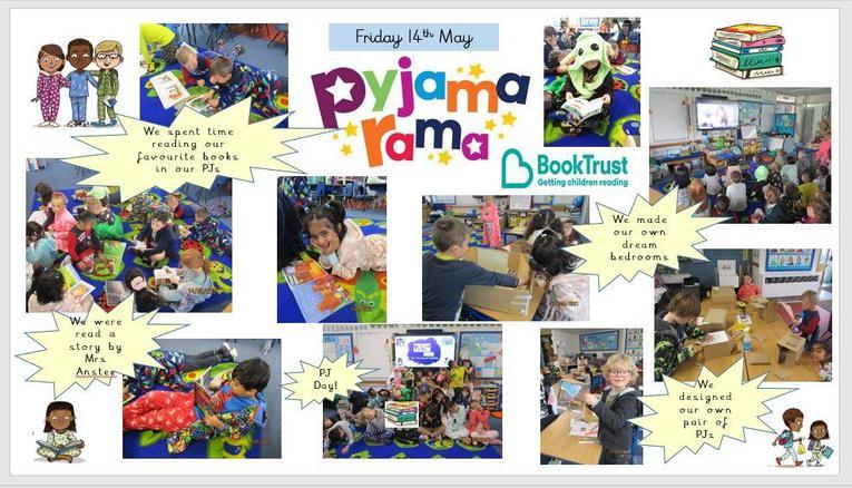 BH6 Pyjamarama Day-for the love of reading