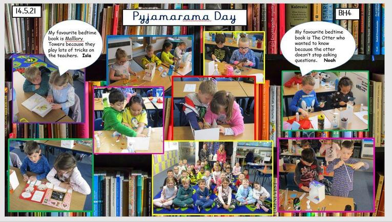 BH4 Pyjamarama Day-for the love of reading