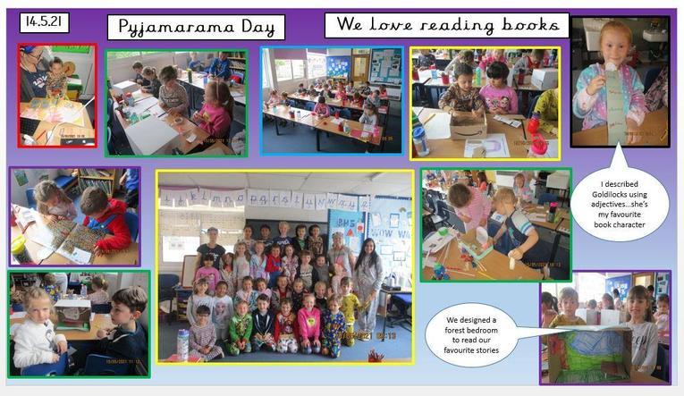 BH5 Pyjamarama Day-for the love of reading