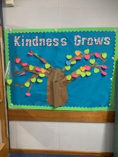 Our kindness tree