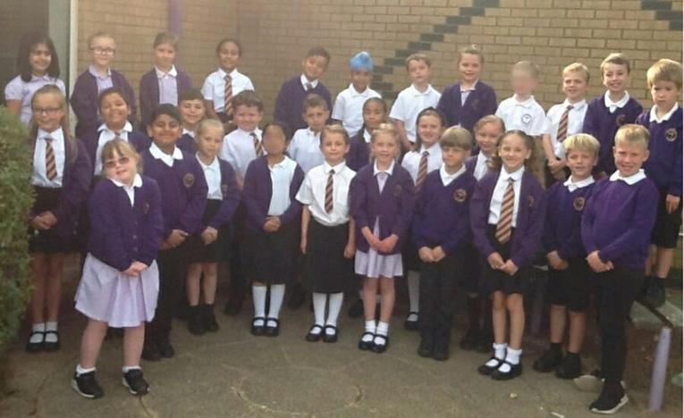Class SM2 - Miss McAleese