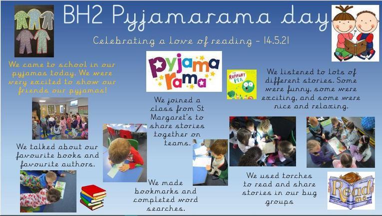 BH2 Pyjamarama Day-for the love of reading