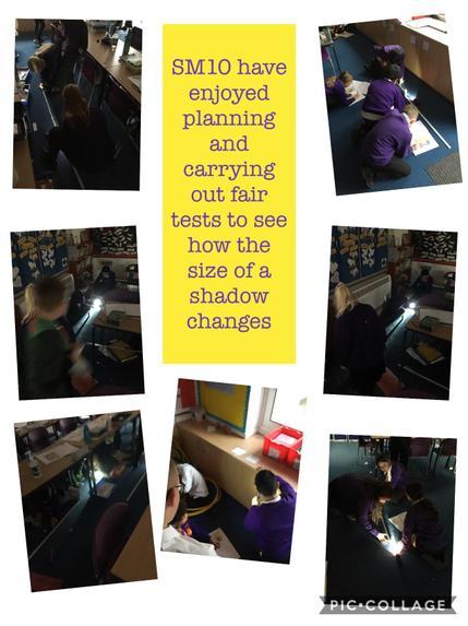 SM10 Testing how shadows change