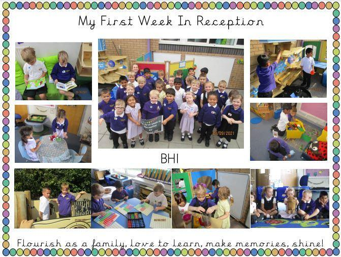 BH1: Our first week!