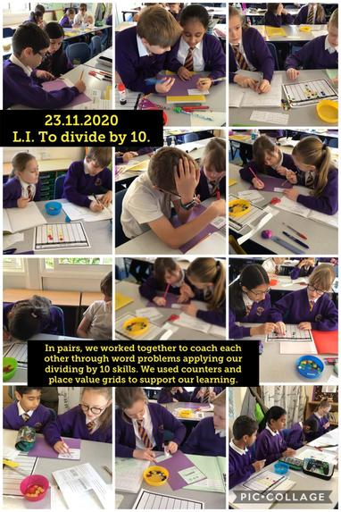 Maths - Problem solving with partners