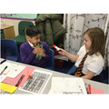 PSHE – interviewing each other about the rights of a child
