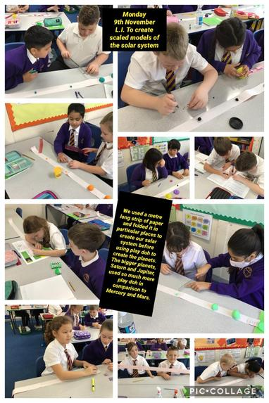 SM8 Creating models of the Solar System
