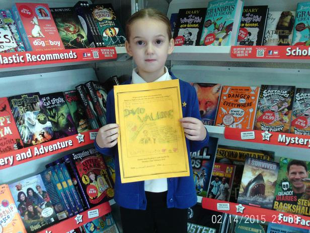 Our Year 3 Winner!