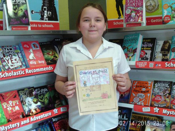 Our Upper Key Stage 2 Winner!