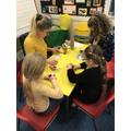 Creating Daffodils on P2
