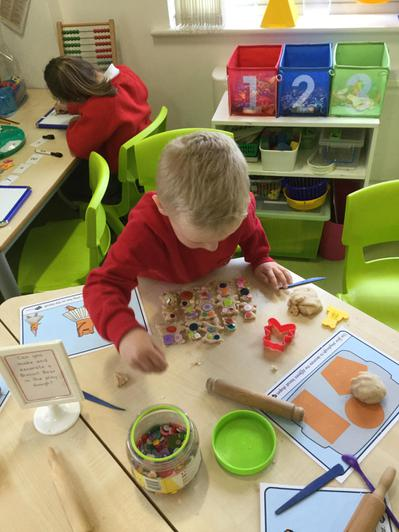 We had lots of fun making and decorating!