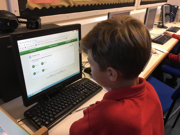 Accelerated Maths helps to consolidate concepts