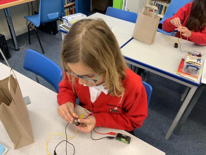 Making the circuit