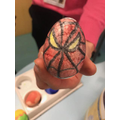 The winning KS3 Easter egg design from Ben