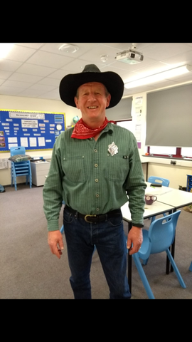 Howdee Pardner!