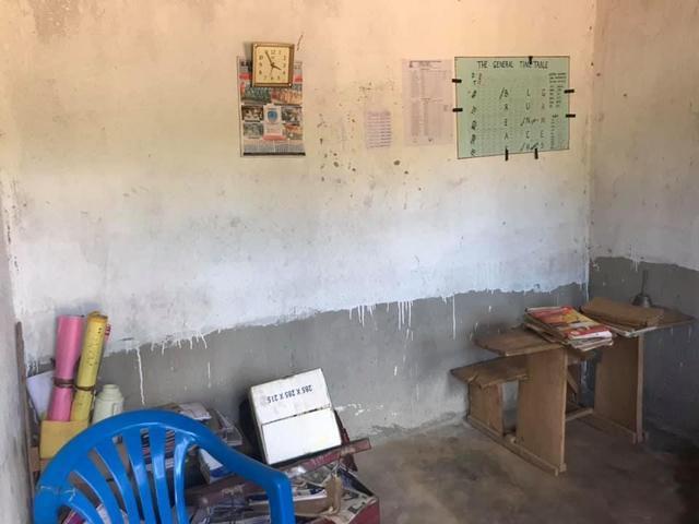 The Headteacher's Office