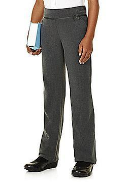 Girls may wear school trousers