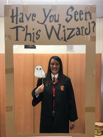 Dangerous wizard indeed!