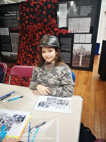 Nikki Lee hard at work!
