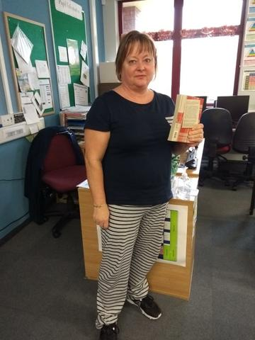 The Maths Teacher in the Striped Pyjamas...