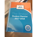 The smart new student planners :)