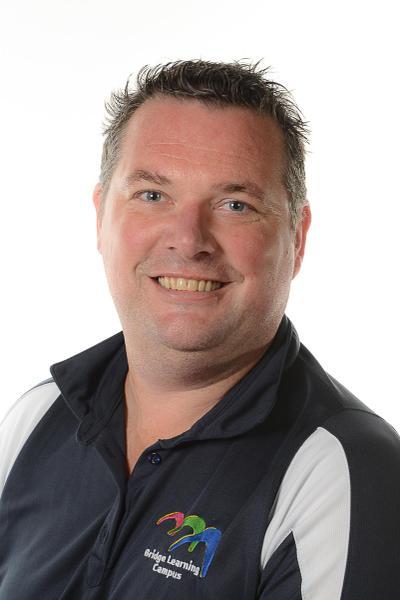 Mr Trudgen - Pastoral Head of Year 8 & 9