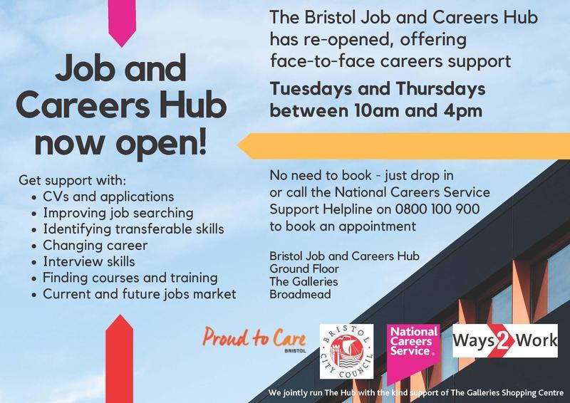 Job & Careers Hub