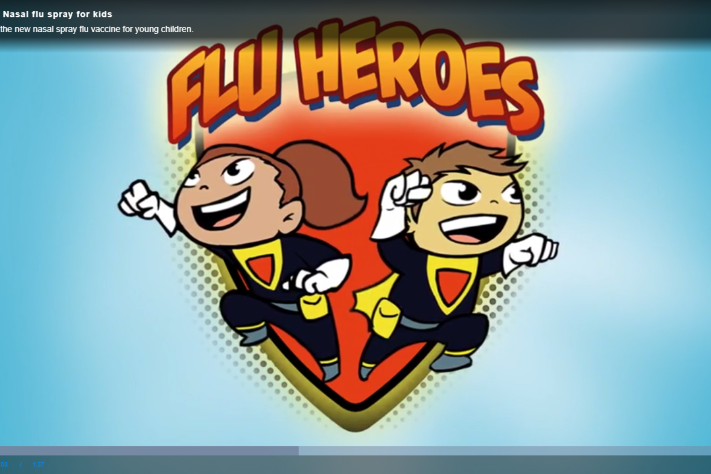 Flu immunisation is taking place on the 3rd of December