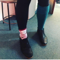 Odd socks day - Mrs Lee