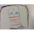 Isla's sketch
