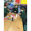 Team work and Problem Solving activity