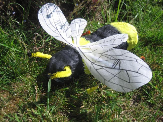 Theo M's Bee creation